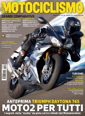 Motociclismo Italia - Settembre 2019