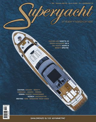Superyacht International N.62 - Estate 2019