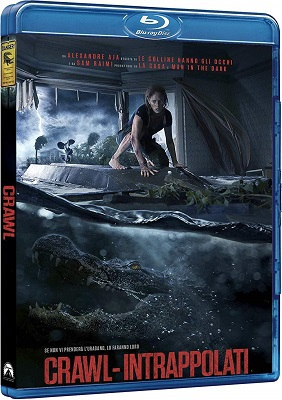 Crawl - Intrappolati 2019 .avi AC3 BDRIP - ITA - leggenditaly