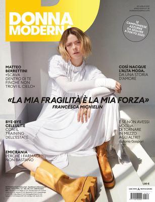 Donna Moderna N.32 – 22 Luglio 2021