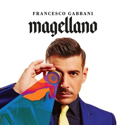 Francesco Gabbani - Magellano (2017).Mp3 - 320Kbps