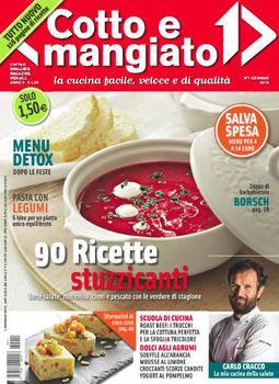 Cotto e Mangiato - Gennaio 2018