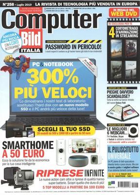 Computer Bild Italia N.258 - Luglio 2019