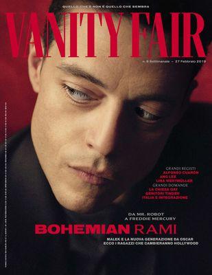 Vanity Fair Italia N.8 – 27 Febbraio 2019