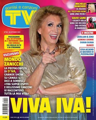 TV Sorrisi e Canzoni N.43 - 26 Ottobre 2021