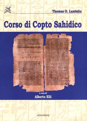 Thomas O. Lambdin - Corso di Copto Sahidico (2010)