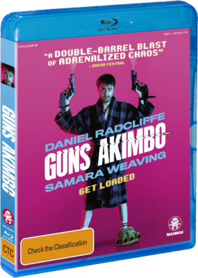 Guns Akimbo 2019 .avi AC3 BDRIP - ITA - leggenditaly