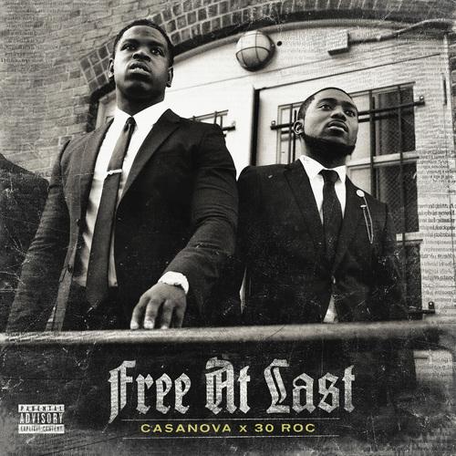 Casanova & 30 Roc - Free at Last (EP) (2019)