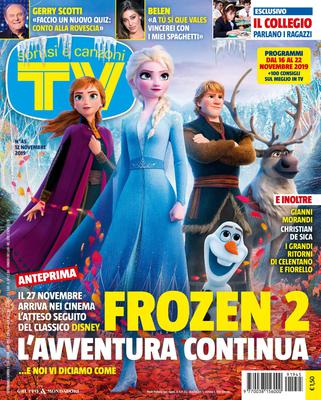 TV Sorrisi e Canzoni N.45 - 12 Novembre 2019