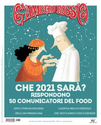 Gambero Rosso Italia - Gennaio 2021