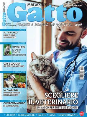 Gatto Magazine - Agosto 2019