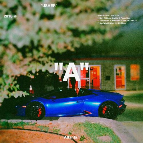 Usher - A (2018)
