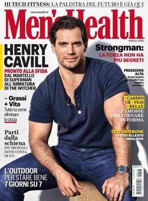 Men's Health Italia - Febbraio 2020