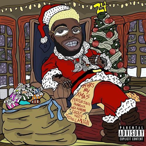 24hrs - B4 XMAS (EP) (2018)