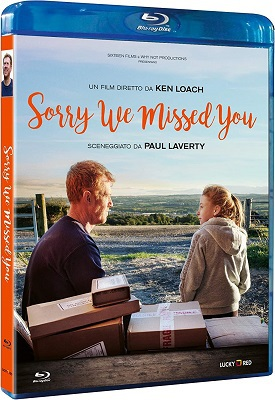 Sorry We Missed You 2019 .avi AC3 BDRIP - ITA - leggenditaly