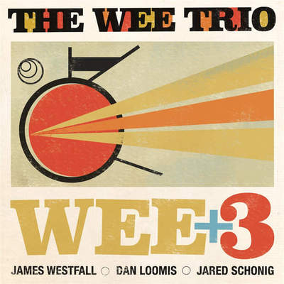 The Wee Trio - Wee + 3 (2016).Mp3 - 320 Kbps