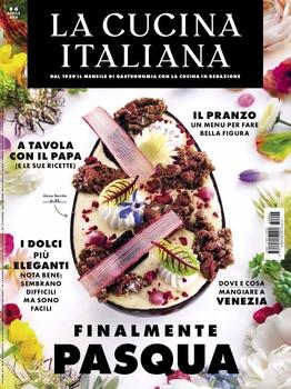 La Cucina Italiana - Aprile 2018