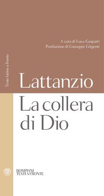 Lattanzio - La collera di Dio (2013)