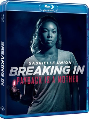 Breaking In 2018 .avi AC3 BDRIP - ITA - oasivip