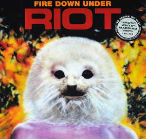 Riot - Fire Down Under (Remastered) (2016)