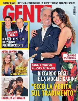 Gente Italia N.16 - 27 Aprile 2019