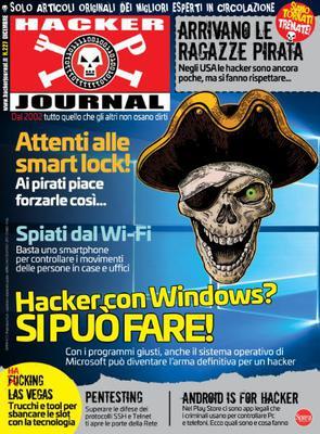 Hacker Journal Vol.12 (2018)