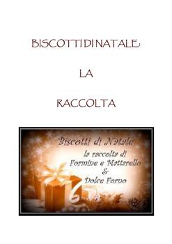 Sandra Stefania - Biscotti di Natale la raccolta (2012)