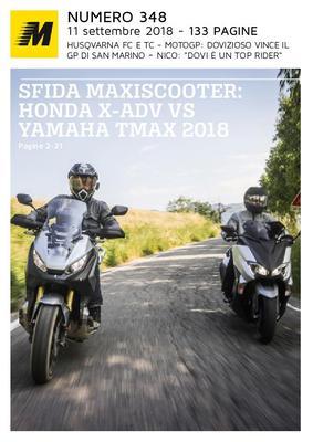 Moto.it Magazine N.348 – 15 Settembre 2018