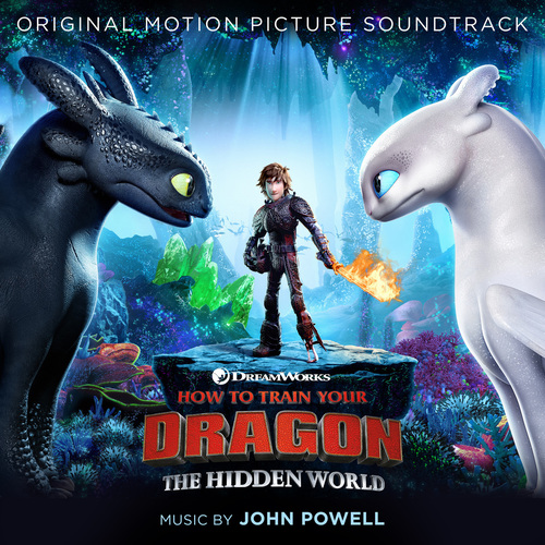 John Powell - How to Train Your Dragon: The Hidden World (Original Motion Picture Soundtrack) (2019)