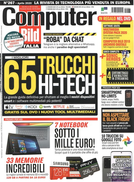 Computer Bild Italia - Aprile 2020