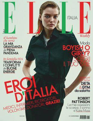 Elle Italia N.12 - 04 Aprile 2020