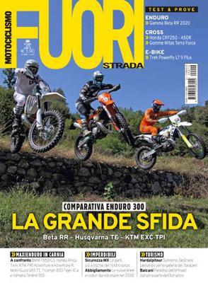Motociclismo Fuoristrada - Ottobre 2019