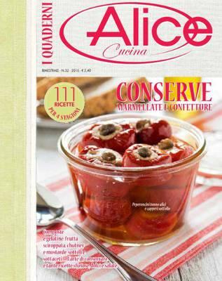 I Quaderni di Alice Cucina - Numero 32 2016