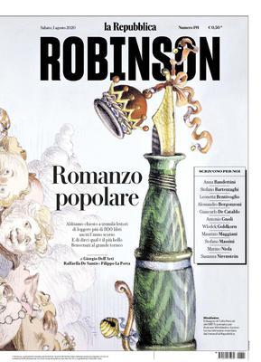 la Repubblica Robinson N.191 - 1 Agosto 2020