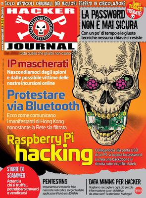 Hacker Journal - Dicembre 2019