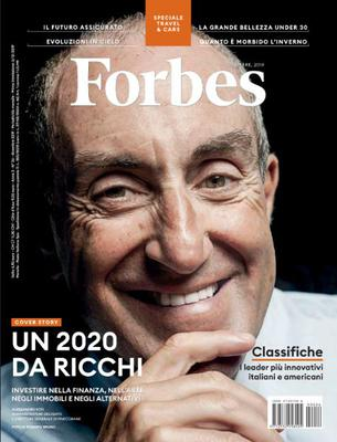 Forbes Italia - Dicembre 2019