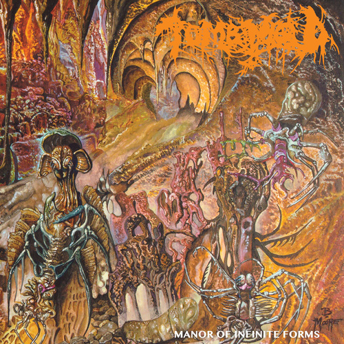 Tomb Mold - Manor of Infinite Forms (2018)