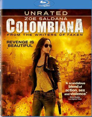 Colombiana  (2011) HDTV 720P ITA AC3 x264 mkv