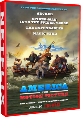 America Il Film 2021 .avi AC3 WEBRIP - ITA - italydownload