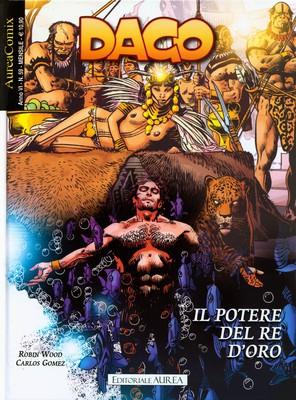 Dago - Volume 98 - Il Potere Del Re D'Oro (2015)