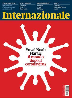 Internazionale N.1351 - 27 Marzo/2 Aprile 2020