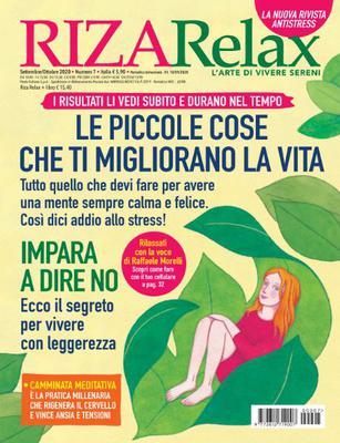 Riza Relax - Settembre 2020