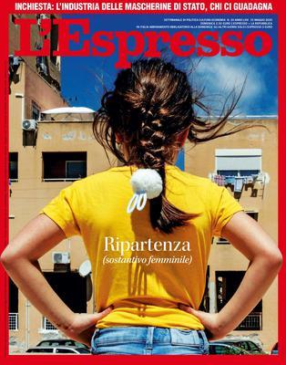 L'Espresso N.20 - 10 Maggio 2020