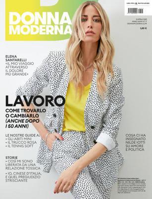 Donna Moderna N.17 - 8 Aprile 2021