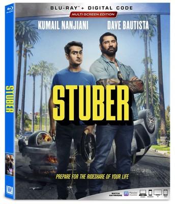 Stuber - Autista D'Assalto 2019 .avi AC3 BDRIP - ITA - leggenditaly