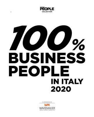 Business People - 100% Business People in Italy - Febbraio 2020