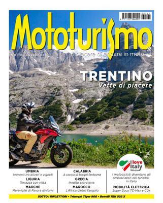 Mototurismo N.261 - Maggio-Giugno 2020