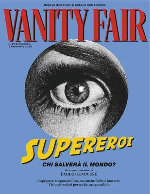 Vanity Fair Italia N.35 - 02 Settembre 2020