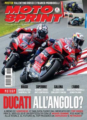 Moto Sprint N.7 - 18 Febbraio 2020