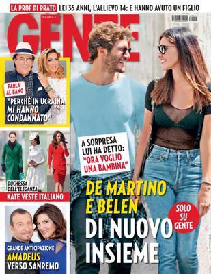 Gente Italia N.11 - 23 Marzo 2019